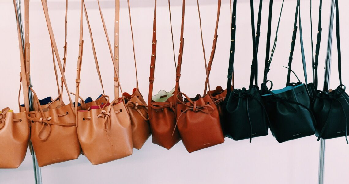 Bags on bags on bags.